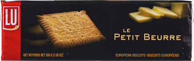 Luckys Bed And Biscuit by Lu Le Petit Beurre European Biscuits 7 05 Oz Walmart Com