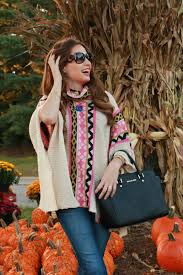 Best Pumpkin Patch Charlotte Nc by Southern Belle In Training Poncho In The Pumpkin Patch