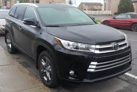 2013 Toyota Highlander Captains Chairs by Toyota Highlander Wikipedia