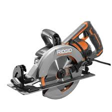 Skil Flooring Saw Home Depot by Ridgid Thrucool 7 1 4 In Worm Drive Saw R32104 The Home Depot