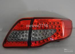 2018 Brand New High Quality Led Tuning Rear Lights Led Tail Lights