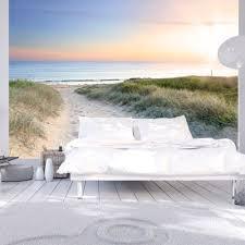 vlies fototapete tapeten wandbilder tapete natur strand