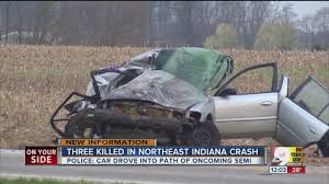 Fatal Crash With Semi Kills 3 On US 50 In Ripley County, Indiana ... Five People Killed In I65 Lafayette Crash Cluding Center Grove Truck Accident Causes Indiana Personal Injury Lawyer Distracted Trucker Double Fatal Collision Updated One Collision With Dump Truck Milford News 230801 Crash And Fire Greensburg Youtube 5 Crazy Overturned Accidents Ohio 3 Volving Pickup Semi Newton County Police Flat Tire Leads To Deadly On I70 Thousands Of Pineapples Spill After Train Crashes Into Iteam Trucks Identified I55 Nb At Arsenal Rd Car Semi Shuts Down State Road 37 Cstruction Zone Driver Saw Chicagobound Amtrak Before