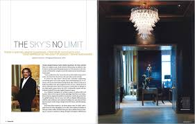 100 The Penthouse Chicago Forbes Life Cover Story Suzanne Lovell Inc