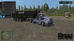Kenworth T600 Semi Truck - Mod For Farming Simulator 2017 - Kennworth How To Shift Automatic Transmission In Semi Truck Peterbilt Trucking Commercial Search Tlg Selfdriving Trucks Are Going To Hit Us Like A Humandriven Tesla Truck Stands Shake Up Trucking Industry Roadshow Watch This Semitruck Driver Stop Short And Save Childs Life Jordan Sales Used Inc New For Sale Service Volvos Automatic Braking System Semitrucks Modern Big Rig Tractor Transporting Container With Co Lvo Semi Uvanus