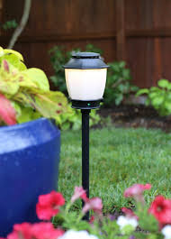Thermacell Mosquito Repellent Patio Lantern Amazon by Patio Makeover Mosquito Repellent Outdoor Lighting System