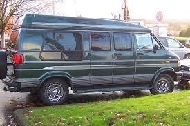 1995 Dodge Ram 2500 Conversion Van