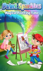 Paint Sparkles Draw 107 Screenshot 1