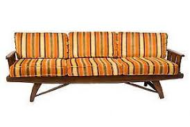 mid century sofa ebay