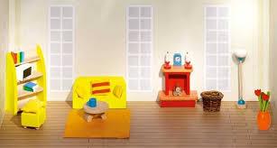 goki puppenhausmöbel wohnzimmer goki 51904