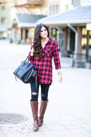 different stylish plaid shirts you can try u2013 what woman needs