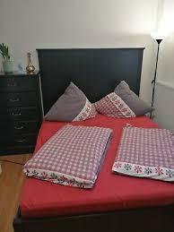 ikea schlafzimmer komplett eichefurnier weiß lasiert eur