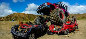 Family Monster Truck Passenger Ride Experience - Experience Days