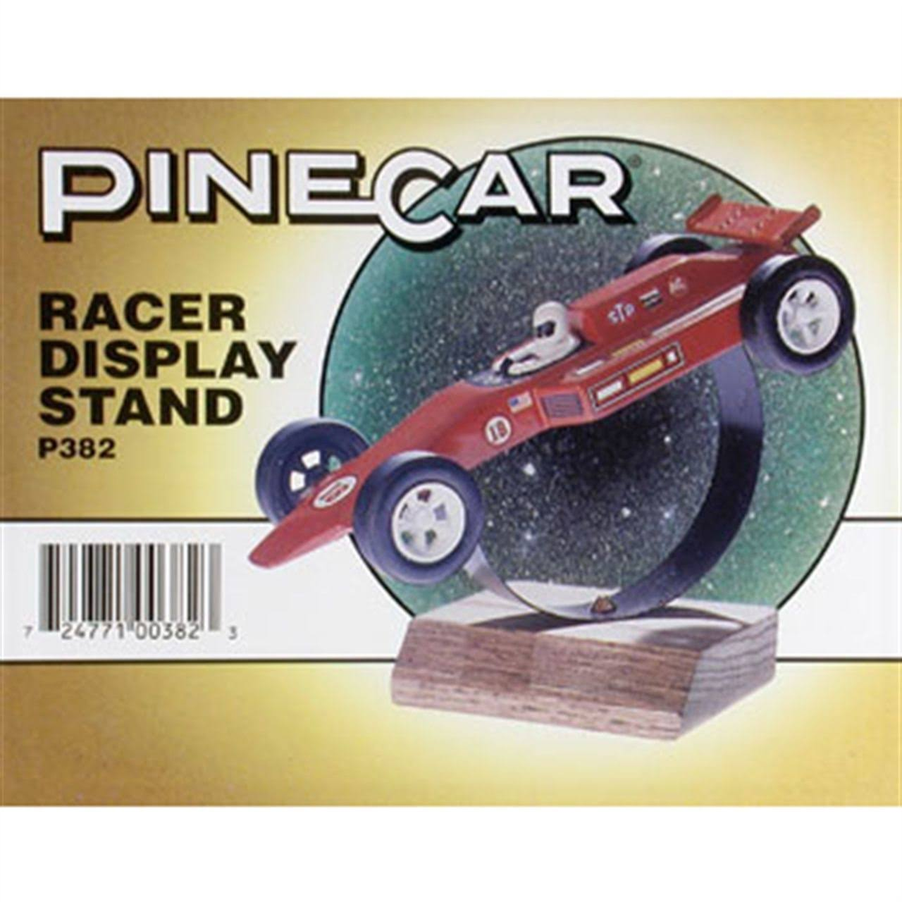 Pinecar Derby Racer Display Stand