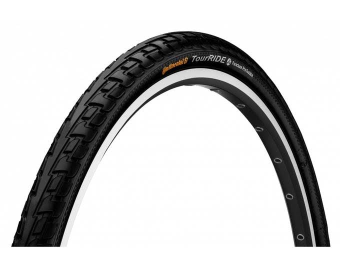 Continental Tour Ride 700x42C Tyre - Black