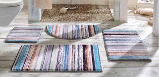 badezimmer vorleger matten möbel wohnen badematte heine