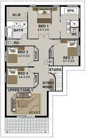 2 Bedroom Cabin Plans Colors Vibrant Design 3 2 Bedroom House Floor Plans Australia Australian
