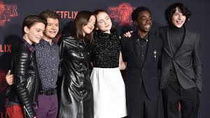 Halloween 2 Cast Then And Now by Stranger Things 2 U0027 Cast Creators Talk New Season At Premiere