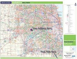 Rand McNally CustomView Wall Map