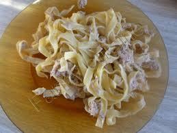 recette pate au creme fraiche pâtes au thon et a la crème fraiche au thermomix thermomix