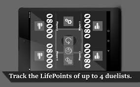 Yugioh Deck Tester App by Lifepoints Counter For Yugioh Android Apps On Google Play