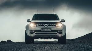 100 Toyota Artic Truck VW Amarok Gets The Arctic S Treatment