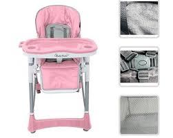 chaise pour bébé accessoires bébés chaise haute règlable pour bébé