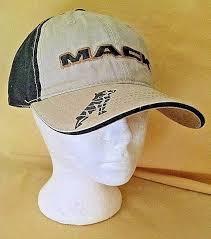 100 Mack Truck Hat MACK TRUCK BLACK HAT BASEBALL BALL CAP NEW H3 HEADGEAR BLACK TRUCK