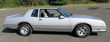 100 1986 Chevy Trucks For Sale Chevrolet Monte Carlo Connors Motorcar Company