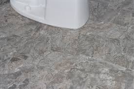 Armstrong Groutable Vinyl Tile Crescendo by Homework Half Bathroom Makeover Off The Potomac