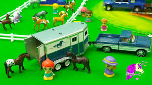 Loading Up Mini Horses In Car Truck & Trailer + Drama At The Horse ... Breyer Traditional Horse Trailer Horse Tack Pinterest Identify Your Arabian Endurance Small Truck Stablemates 5349 Accessory Cruiser Cluding Stable Gooseneck Ucktrailer Jump Loading Up Mini Whinnies Horses In Car Animal Rescue The Play Room Amazoncom Classic Vehicle Blue Toys Games Toy With Reeves Intl 132 Scale No5356 Swaseys 5352 And Model By