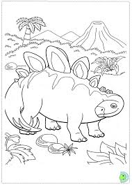 Image Of Dinosaur Train Coloring Pages