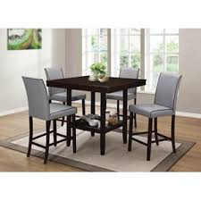 5 Piece Counter Height Dining Room Sets by Modern Counter Height Dining Room Sets Allmodern