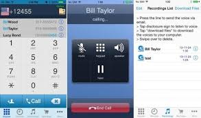 Which app is best for an iPhone 7 for an automatic call recorder