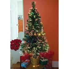 6Ft Fiber Optic Christmas Tree