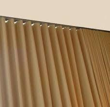 Double Traverse Wood Curtain Rod by Ripplefold Center Draw Curtain Track Sets U2013 Curtain Rod Connection