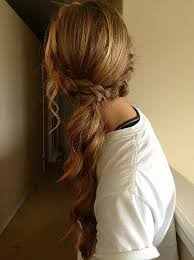 Cute Simple Hairstyles Tumblr New Pinterest French Braid Natural Archives Haircut Style