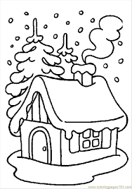 Best Ideas Of Printable Free Winter Coloring Pages For Kindergarten With Sample