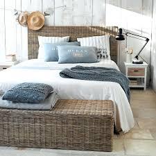 chambre ambiance mer decoration chambre bord de mer modale daccoration chambre bord de