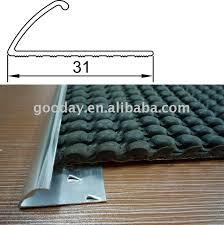 aluminum tile trim carpet edge buy aluminum tile trim aluminum
