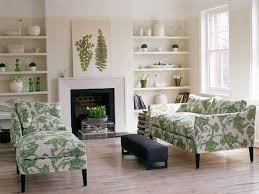 Living Room With Fireplace And Bookshelves by Shelf Decorating Ideas Living Room Interior Design