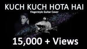 kuch kuch hota hua guitar chords mp3