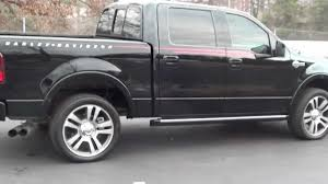 FOR SALE 2007 FORD F-150 HARLEY-DAVIDSON!! 1 OWNER!! STK# P6024 Www ...