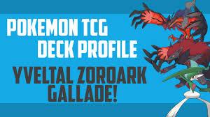 yveltal ex zoroark gallade deck analysis xy breakpoint