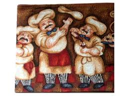 Fat French Chef Kitchen Curtains by Fat Italian Chefs Tapestry Table Runner Nice Table Runner