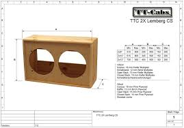 Custom Guitar Speaker Cabinet Makers by 2x10 Cabinet Guitar Mf Cabinets