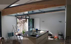 agrandissement cuisine architecte intérieur lyon conception realisation d
