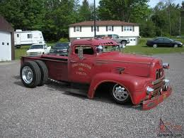 International R185 Fire Truck, Chopped, Rat Rod, Street Rod, Hot Rod ...