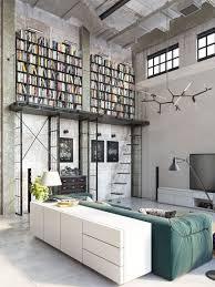 interior design styles explained industrial