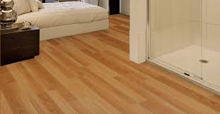 Image Of Allure Vinyl Plank Flooring Bedroom